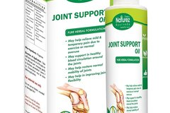 Make An Offer: Naturez Ayurveda Joint Support organic Rubbing Oil - 700 pcs