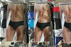 Buy Now: 120 Puma 5-Pack Mens Premium Low Rise Briefs