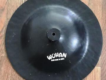 """Selling with online payment: Wuhan 18"""" Black China"""