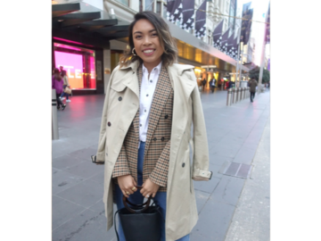 Book a Spree: Personal Branding Styling Session - Bourke Street Mall