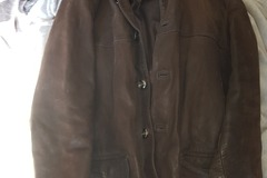 Vente: Veste cuir de vachette