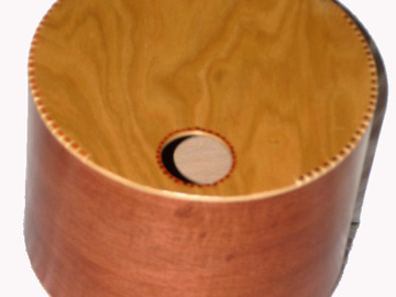 Selling with online payment: Hat - Box ( Cajon )hand Drum  ( Will Ship)