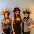 per day with calendar availability: Make a Floral Crown, Cosplay or Festival Headdress