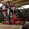 Vente: Maize Corn Silage Tmr Base Double Packing Machine