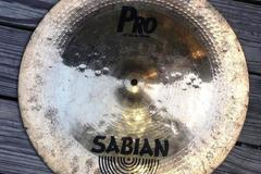"Selling with online payment: Sabian  ""PRO"" 18"" China"