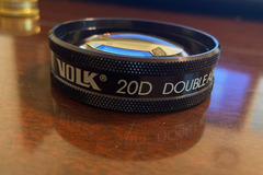 Selling with online payment: Volk 20D Double Aspheric Lens