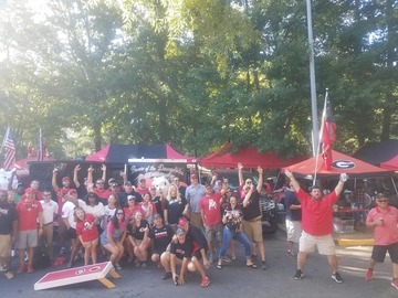 Paid Events: Tailgate with the Dawgaholics - Georgia vs Kentucky 10/19
