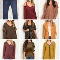 Buy Now: Women Fall winter Clothing mix lot