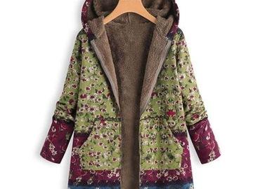 Vente avec paiement en ligne: hiver femmes sweats à capuche chauds veste fermeture éclair Cardi
