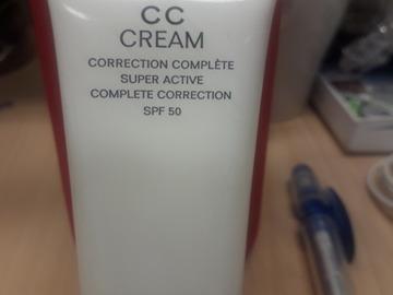 Venta: CC CREAM CHANEL SPF50 TONO 30 BEIGE