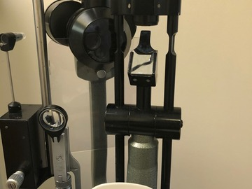 Selling with online payment: Haag-streit Bern Slit Lamp