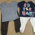 Selling with online payment: Boys Clothes, assorted, age 9-12 Mths