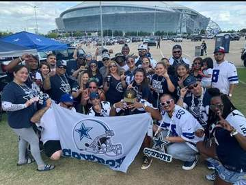 Paid Events: Cowboys vs Eagles F-Philly Tailgate