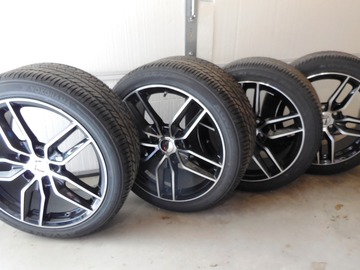 Selling: Corvette C7 wheels and A/S tires