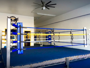 Available To Book & Pay (Hourly): Personal Training - Indoor Boxing Gym