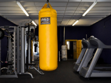 Available To Book & Pay (Hourly): Filming - Indoor Boxing Gym