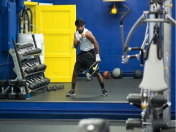 Available To Book & Pay (Hourly): Photo Shoots - Indoor Gym