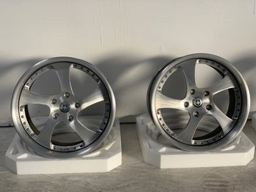 "Selling: HRE 19"" 542R wheels 3 piece"