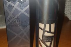 Venta: Base de maquillaje AllNighter UD tono 1.0