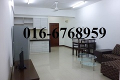 For rent (month): Ampang Putra Residency