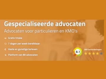 .: OmniRecht: Hét platform van gespecialiseerde advocaten