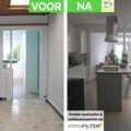 .: [REALISATIE] Architect Lutgart Proost | Totale makeover rijwoning