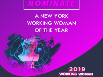 Partner Event: Working Woman Awards-Nominations Close Nov. 4th