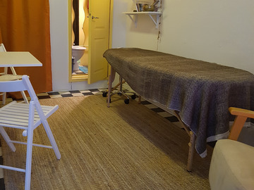 Renting out: Hoito-/Valmennus-/Terapiatila