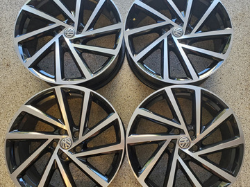 Selling: VW Englishtown Wheels