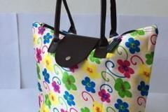 Buy Now: 60 X Long Champ Like Handbags - Great Pattern & Colors