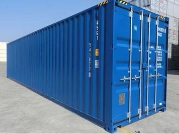 Vendiendo Productos: Preview 40ft High Cube 1 Trip Shipping Container (NYC)