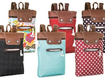 Buy Now: 75pcs Trendy High Grade Nylon Monster Look Backpacks