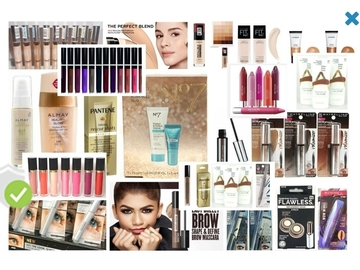 Buy Now: Personal Care & Cosmetic Variety Products 292pc