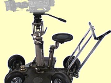 Vermieten: GFM Quad - Dolly (Luftbereifung oder Schienenräder)