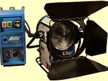 Vermieten: Arri Daylight Compact 1200 Fresnel