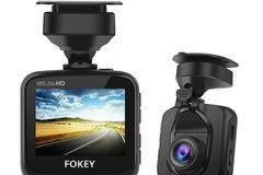 "Make An Offer: FOKEY K1 Car Camera : 2.4"" LCD, 1080P FHD DVR Car Dashboard Camer"