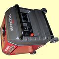 Vermieten: Mobiler Stromgenerator 2.4 kVA schallgedämpft