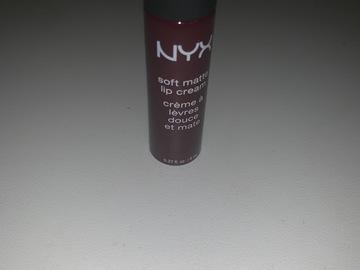 Venta: NYX soft matte lip cream