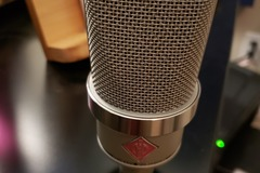 Renting out: Neumann TLM 102