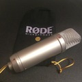 Renting out: Rode NT1A Condenser Mic