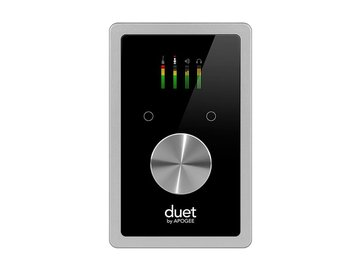 Renting out: Apogee Duet