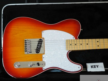 Renting out: Fender American Deluxe Telecaster Modified to a Esquire Plus