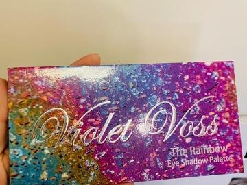 Venta: Paleta Violet Voss.