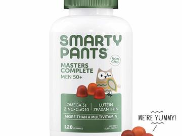 Buy Now: SmartyPants Master's Complete MultiVitamin