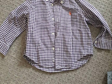 Selling with online payment: Ralph lauren shirt, age 18-24 Mths