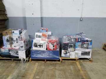 Buy Now: General Merchandise - AMZ customer return - 3 pallets