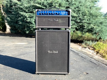 Renting out: Two-Rock Custom Reverb Signature V2 w/ Cab