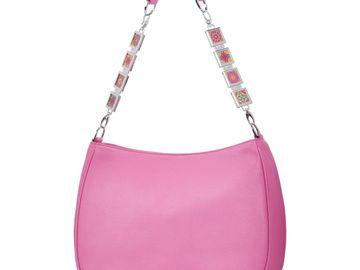 Buy Now: 25 Leather Handbags with unique Locket Straps