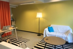 Renting out: Viihtyisä toimisto- ja vastaanottotila – Cosy office space