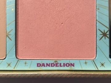 Venta: Colorete Dandelion benefit depotado de paleta